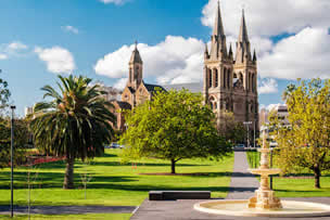 luxury hotels in Adelaide (SA)