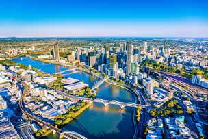 luxury hotels in Brisbane (QLD)