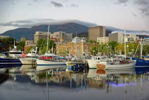 luxury hotels in Hobart (TAS)