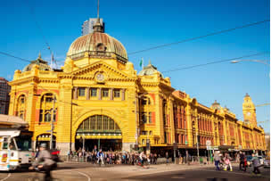 luxury hotels in Melbourne (VIC)