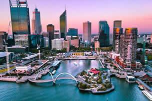 luxury hotels in Perth (WA)