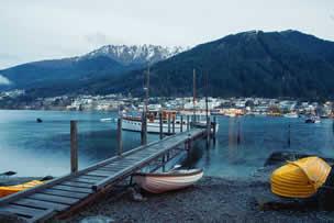 luxury hotels in Queenstown (New Zealand)